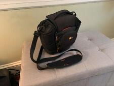 Case Logic SLRC-202 Medium SLR Camera Bag With Camera Suspension System (Black)