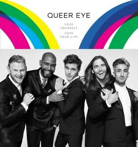 Queer Eye: Love Yourself. Love Your Life. [New Book] Hardcover
