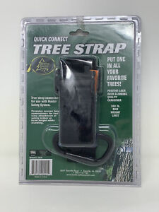 NEW SEALED! Hunter Safety System Quick-Connect Tree Strap Quickly Quietly Safety