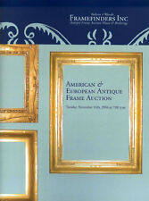 Framefinder / American Hudson River School Antique Post Auction Catalog