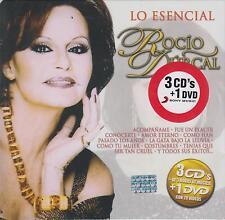 CD - Lo Esencial De Rocio Durcal NEW 3 CD's & 1 DVD FAST SHIPPING !