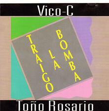 VICO C Y TONO ROSARIO, TRAIGO LA BOMBA, DJ NEGRO, BARON LOPEZ, REGGAETON