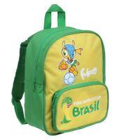 Coppa Del Mondo 2014 Brasile Fuleco Bambini Zaino Germania Campione Backpack