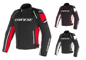 Dainese Racing 3 D-Dry Waterproof Motorcycle Jacket