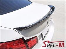 Carbon Fiber 3D Style Trunk Lip Spoiler Wing For BMW F10 520i 528i 535i 550i M5