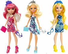 Ever After High Back to School Dolls CA Cupid Darling Charling Blondie Lockes