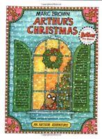 New: ARTHUR'S CHRISTMAS - AN ARTHUR ADVENTURE by Marc Brown HARDCOVER