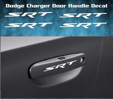 Dodge Charger Srt Door Handle Vinyl Decal Sticker Graphic Hemi Hell Cat Hellcat