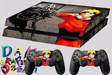 naruto ps4 skin vinyl playstation 4 dualshock controller #186 dragon ball zelda