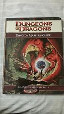 Dungeons & Dragons 4th Edition Dungeon Master's Guide Hardcover