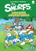 Neuf The Smurfs - Amazing Aventures DVD