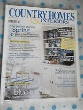 COUNTRY HOMES AND INTERIORS. MARCH 2005.