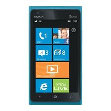 Nokia Lumia 900 - 16GB - (AT&T) Windows Smartphone - Black White Cyan Pink