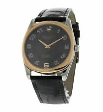 Rolex Cellini Danaos White Gold and Rose Gold Manual-Wind Men's Watch 4233