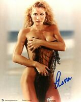 WWE SABLE HAND SIGNED AUTOGRAPHED 8X10 WRESTLING PHOTO WITH COA 5 VERY RARE