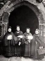 1905 Aufdruck + Text Lady MARGARET'S Caritas Vertrieb Von Essen Westminster