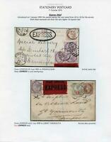 Two uprated Express Covers