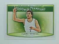 2019 Upper Deck Goodwin Champions Luka Doncic #80, Dallas Mavericks