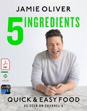 5 Ingredients: Quick & Easy Food by Jamie Oliver [pdғ-ερυв]