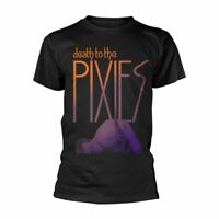 The Pixies Death To The Pixies T Shirt Officially Licensed Mens Black Rock Merch