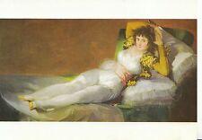 Art Postcard - The Dressed Maja - Painted by Goya - Ref AB2862