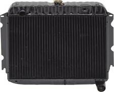 1973 Mopar A Body Small Block V8 With Standard Trans 4 Row Replacement Radiator