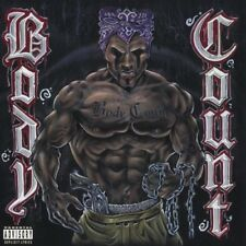 BODY COUNT - BODY COUNT  VINYL LP NEU