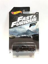Hot Wheels Fast & And Furious Fast Five Nissan Skyline 2000GT-X Hakosuka Black