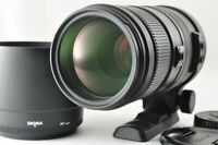 Exc++++ SIGMA DG 120-400mm f/4.5-5.6 APO HSM for SONY MINOLTA A from Japan #4593