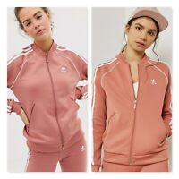 ADIDAS | Womens zip up Pink Track Jacket  [ Size AU 8 or US 4 ]