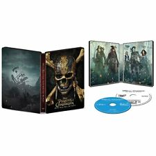 Pirates of the Caribbean: Dead Men Tell No Tales Steelbook (Blu-ray/DVD/Digital)