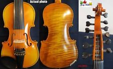 "Hand made SONG Brand Master 6×6 strings 14"" Viola d'Amore 4/4 violin #11841"