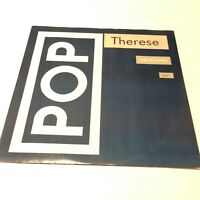 """The Bodines 'Therese' 1987 UK 12"""" Vinyl Single EX-/EX- Very Clean Copy!"""