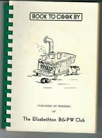 SA-042 Book to Cook By, Elizabethton, TN B&PW Club 1971 Community Cookbook