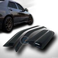 Fit 07-11 Honda Crv Cr-V Suv Sun/Rain/Wind Guard Shade Deflector Window Visor 4P