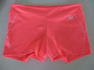Abercrombie Active Shorts Neon Pink / Active or Running or Comfy Shorts / M /NEW