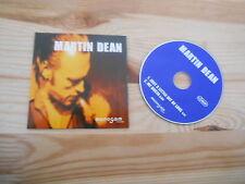 """CD Rock Martin Dean - Just A Little Bit Of Love / 3"""" (2 Song) MCD MONOGAM REC"""
