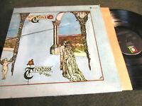 GENESIS TRESPASS US vinyl '70 LP abcx816 gatefold album record vinyl