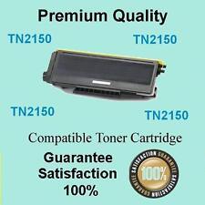 2x TN2150 Toner for Brother HL2140 HL2142 HL2150 HL2150N HL2170W MFC7340 MFC7440