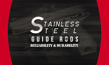 CZ 40P, 75 compact, PCR and P01 Stainless Steel Guide Rod