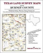 Burnet County Texas Land Survey Maps Genealogy History