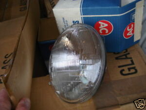 WHITE WALTER PETERBILT CHEVY TRUCK (TWO) HD HEADLAMPS NEW
