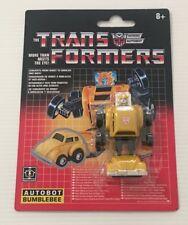 Transformers Walmart Exclusive G1 Remake ReIssue Bumblebee
