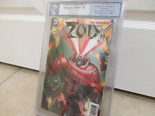 ACTION COMICS 23.2 General Zod #1 PGX 10 - MINT not CGC 9.8 9.9 - 3-D COVER
