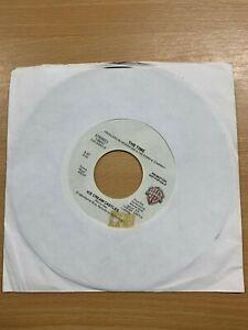 """1984 *RARE* PROMO THE TIME (PRINCE) """"ICE CREAM CASTLES"""" 7"""" SINGLE 45rpm RECORD"""