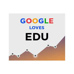 13 EDU Backlinks to bring you top Google Rankings for Your website seo & traffic