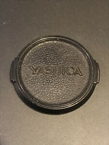 YASHICA 52mm front lens CAP , Japan, Snap ON,  #2970