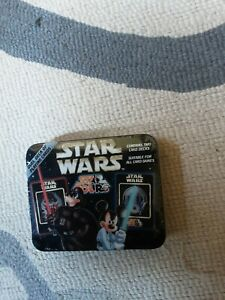 Star Wars Star Tours Duel Deck Of Playing Cards, In Presentation Tin, Still...