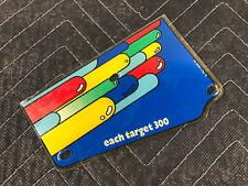 Bally Hotdoggin' Pinball Machine Plastic M-1330-176-4 FREE SHIP