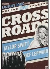 Taylor Swift & Def Leppard @ CMT Crossroads (Exlusive Bonus footage) NEW DVD